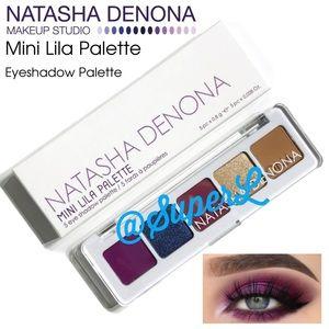 NEW Natasha Denona Lila Eyeshadow Palette Purple